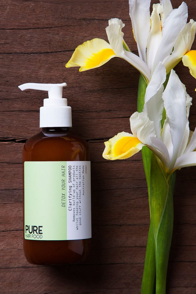 hair product and flower_melbourne photographer_beauty hair care_product photography_branding_3