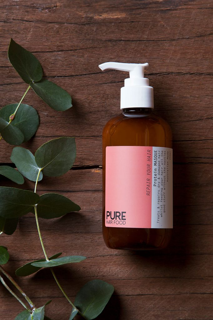 hair product and plant_melbourne photographer_beauty hair care_product photography_branding_1